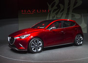 Mazda Hazumi pictures and eyes-on: Mazda 2 concept car has awesome moniker - photo 2