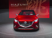 Mazda Hazumi pictures and eyes-on: Mazda 2 concept car has awesome moniker - photo 3