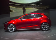 Mazda Hazumi pictures and eyes-on: Mazda 2 concept car has awesome moniker - photo 5