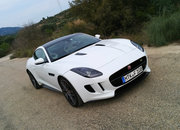 Hands-on: Jaguar F-Type Coupe review - photo 2