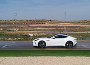 Hands-on: Jaguar F-Type Coupe review - photo 4