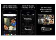 Google's Photowall for Chromecast iOS app lands with web app, letting you doodle on and cast photos to TV - photo 2