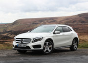Hands-on: Mercedes GLA review - photo 2
