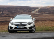 Hands-on: Mercedes GLA review - photo 4