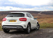 Hands-on: Mercedes GLA review - photo 5