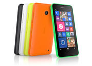 Nokia unveils 4.5-inch Lumia 630 and Lumia 635 Windows Phone 8.1 phones - photo 2