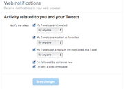 Twitter's website will add real-time notification alerts in the coming weeks - photo 2