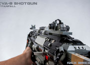 Gamer builds Lego life-sized EVA-8 shotgun from video game Titanfall - photo 4