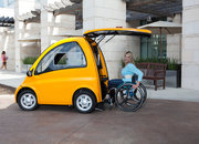 The Kenguru electric car looks to give wheelchair users more freedom - photo 5