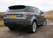 Range Rover Sport review (2014) - photo 4