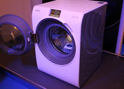 Samsung WW9000 smart washing machine offers full LCD touchscreen, smartphone-like controls - photo 2