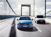 Volvo self-driving Autopilot cars begin road tests, can merge traffic and adjust speed - photo 3