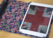 Pretty Green Black Leather iPad and iPad mini cases pictures and hands-on - photo 3