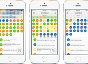 The Boyfriend Log gives colour-coded hints when you're in an unhealthy relationship - photo 4