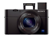 Sony Cyber-shot RX100 III adds built-in electronic viewfinder and wider-angle, faster lens to RX-line - photo 1