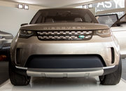 Land Rover Discovery Vision Concept: The 4x4 of tomorrow - photo 2