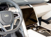 Land Rover Discovery Vision Concept: The 4x4 of tomorrow - photo 5
