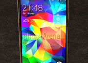 Metal Samsung Galaxy S5 Prime revealed in leaked photos - photo 3