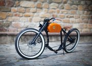 Otocycles draws on touch of old and new for retro 50s style electric bikes - photo 4