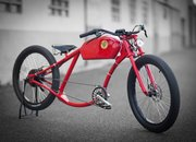 Otocycles draws on touch of old and new for retro 50s style electric bikes - photo 5