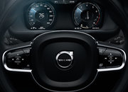Volvo XC90 starts launch with in-car system details, touchscreen, connected and voice-controlled - photo 2