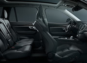 Volvo XC90 starts launch with in-car system details, touchscreen, connected and voice-controlled - photo 3