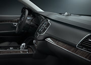 Volvo XC90 starts launch with in-car system details, touchscreen, connected and voice-controlled - photo 5