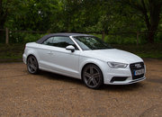 Audi A3 Cabriolet review - photo 3