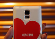 Hands-on: Samsung Galaxy S5 Moschino case and Nicholas Kirkwood case review - photo 2