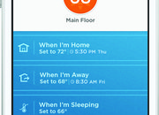 Honeywell Lyric intelligent thermostat takes on Nest - photo 5