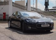 First Drive: Tesla Model S - photo 2