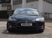 First Drive: Tesla Model S - photo 3