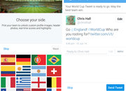 Following the #WorldCup on Twitter: Soccer Edition, hashflags, and more - photo 5