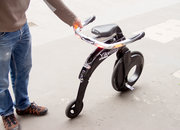 Yike Bike: A folding electric bike that at 15mph is one crazy ride - photo 3
