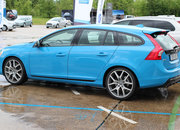 Want to see Volvo's new performance car? Check out the limited edition Volvo V60 Polestar in our first drive - photo 3