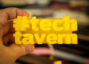 3D printing takes over the Tech Tavern: Having fun with Makerbot Replicator and Replicator Mini - photo 2