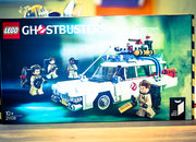 What did you do Ray? The Stay Puft Marshmallow Man attacks our Lego Ghostbusters set - photo 2