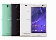 If you hate the word 'selfie' look away now, the Sony Xperia C3 is not the phone for you - photo 5