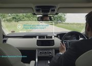 Jaguar Land Rover develops a self-learning car, the potential future of motoring - photo 1