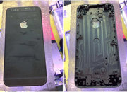 Apple iPhone 6 leaks, casing shown off in black and silver - photo 5