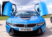 BMW i8: Driving the supercar of the future - photo 3