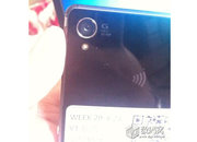 Sony Xperia Z3 photos leak, comparing it to the Galaxy Note 3 - photo 4