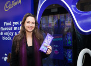 Facebook powered vending machine gives you the chocolate it thinks you deserve - photo 2
