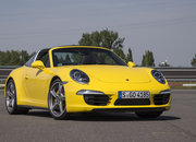 Porsche 911 Targa 4 review: A modernised blast from the past - photo 2