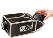 Turn your smartphone into a home cinema projector for £16: Can't be done? Think again - photo 2