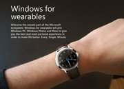 Microsoft Windows Phone smartwatch concept is one of the most gorgeous wearables we've seen - photo 4