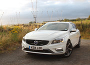 Volvo V60 Plug-in Hybrid review - photo 2