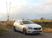 Volvo V60 Plug-in Hybrid review - photo 3
