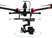 New DJI Spreading Wings S900 drone can carry a baby - photo 4