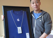 Best Apple employee name ever? Sam Sung... and now you can buy his business card - photo 1